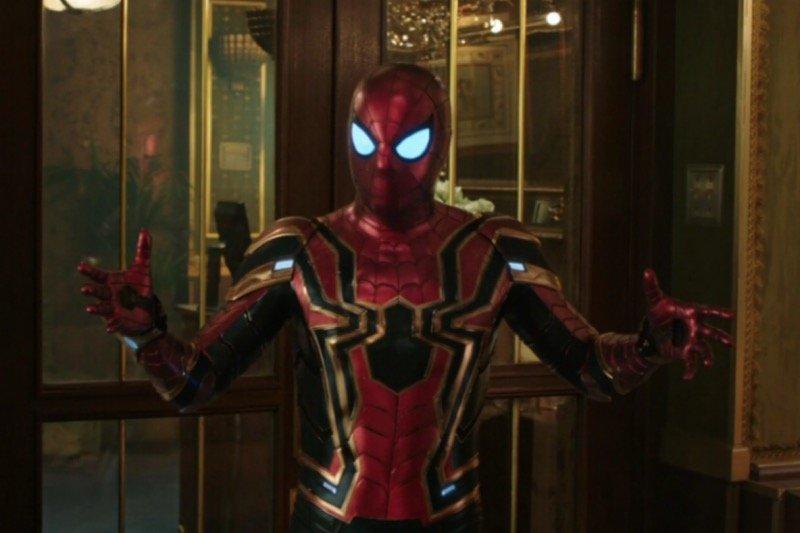 Spider-Man raup untung besar di hari Kemerdekaan AS