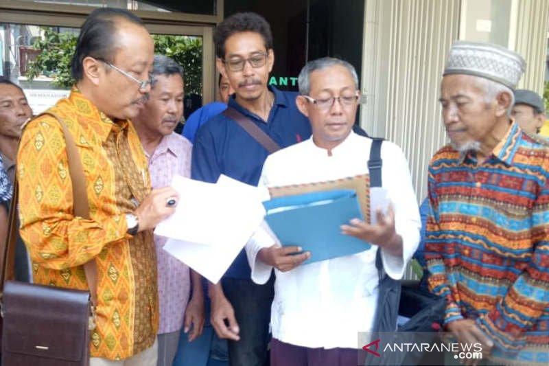Warga Mangkang Kulon Semarang tuntut pengembang lunasi pembelian tanah