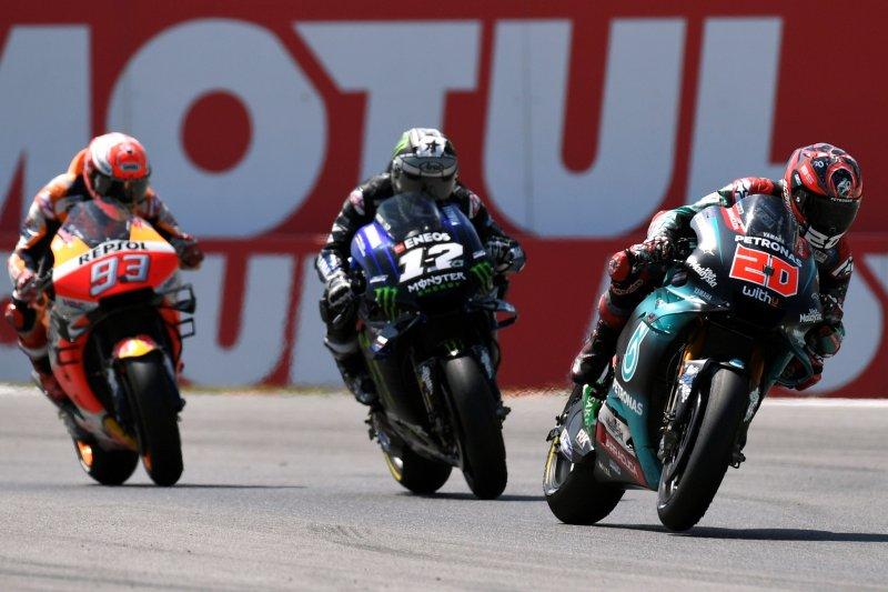 Yamaha sesumbar tebar ancaman di GP Jerman