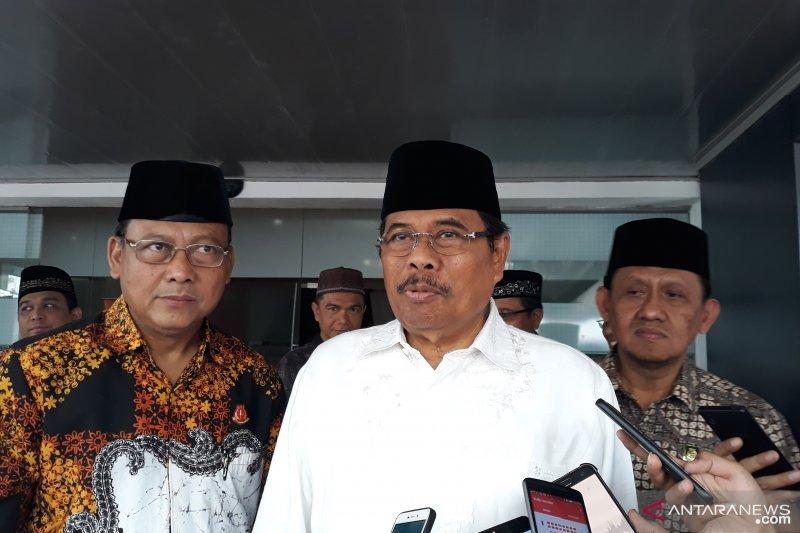Jaksa Agung pastikan tidak ada komando terhadap pimpinan KPK dari kejaksaan