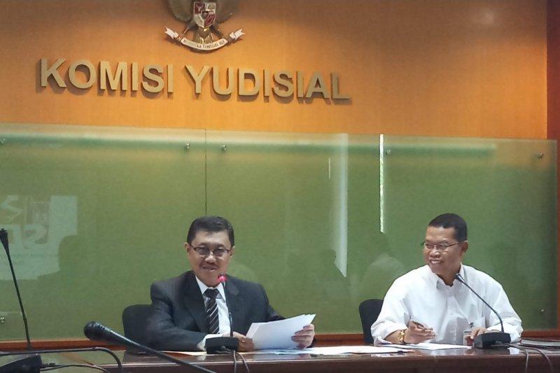KY sebut 178 orang daftar calon hakim agung dan hakim ad hoc di MA