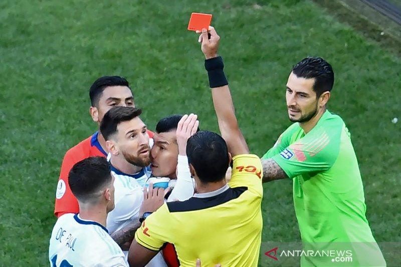 Conmebol anggap tuduhan Lionel Messi melecehkan martabat Copa America