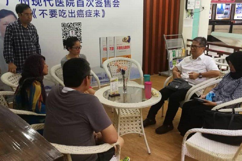 KJRI Guangzhou upayakan pemulangan segera jenazah Sutopo
