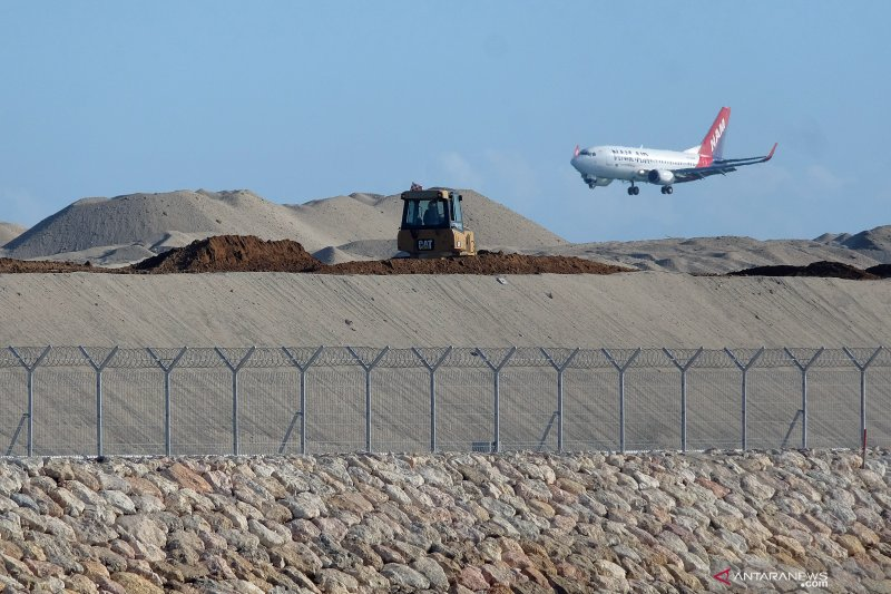 Bali gempa, operasional Bandara Ngurah Rai Normal