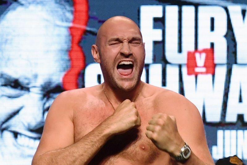 Petinju kelas berat Fury tanding ulang versus Wilder