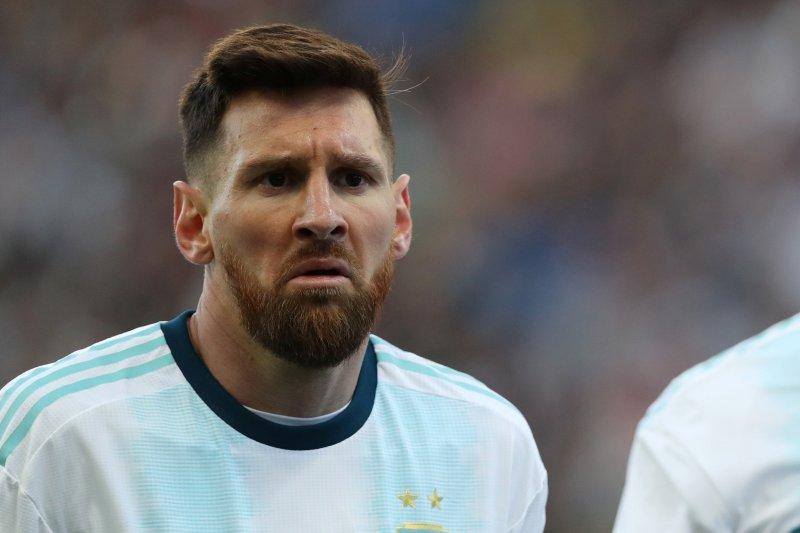 Lionel Messi terancam dua tahun dilarang bermain
