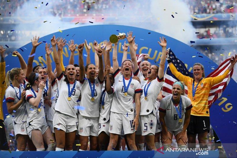 Timnas putri AS dapat dukungan dari Joe Biden setelah kalah gugatan lawan USSF