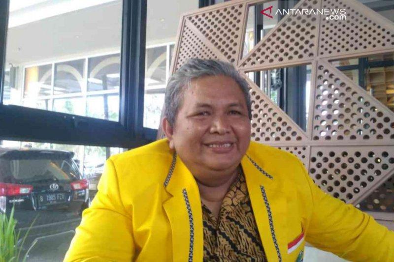 Pleno pengangkatan baru Plt Ketua Golkar Bekasi berdampak pansel Cawabup gugur