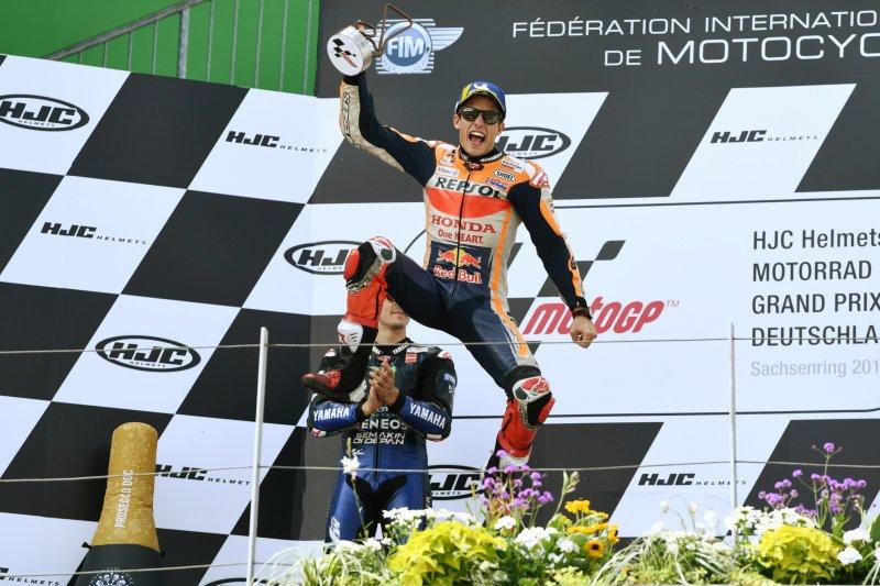 Hasil balapan motor GP Ceko