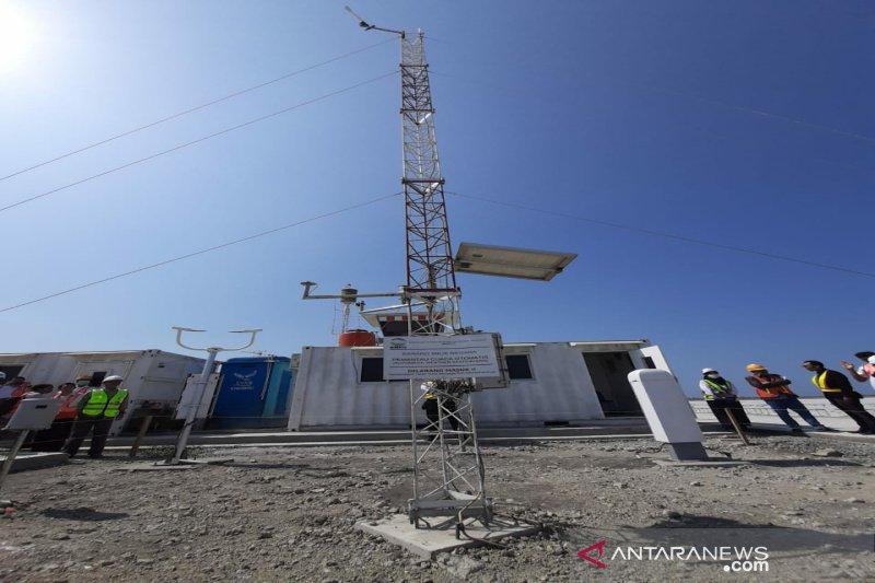 BMKG pasang alat pemantau cuaca terbaru di Bandara Internasional Yogyakarta