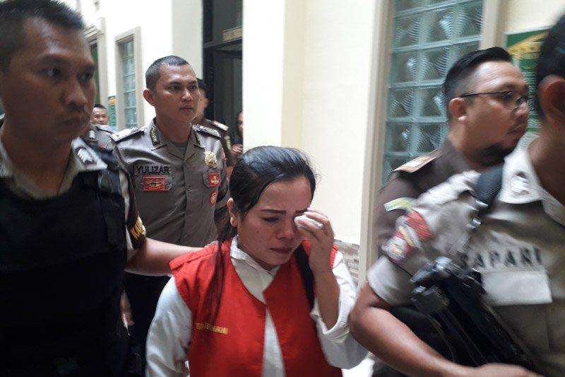 Dua terdakwa pembunuhan dihukum penjara belasan tahun