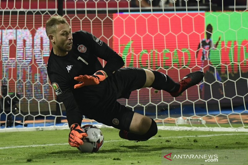 Lengkapi delapan besar, Tunisia singkirkan Ghana lewat adu penalti