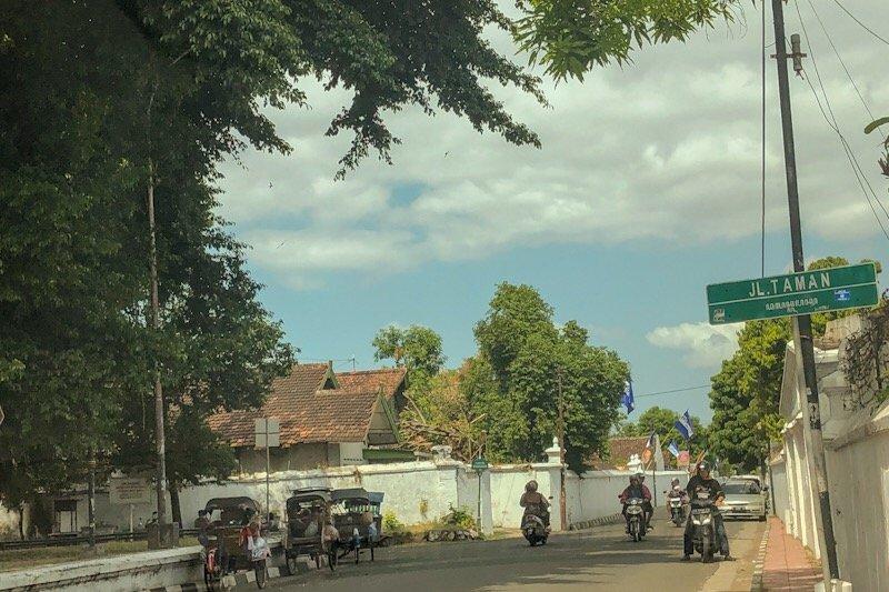 Jalan Taman Yogyakarta Direncanakan Diubah Jadi Jalan Searah Antara News Yogyakarta Berita Terkini Yogyakarta
