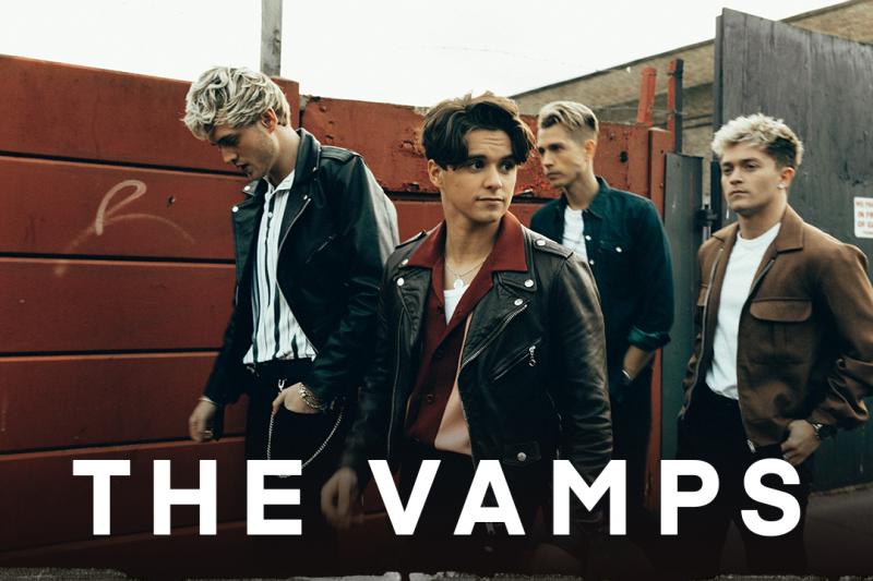 The Vamps akan manggung di Jakarta bulan depan