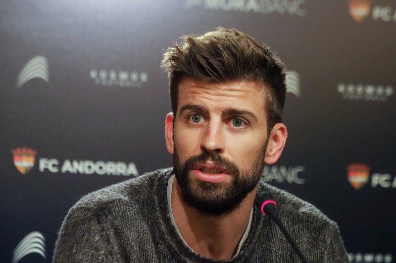 Pique klaim tak mengetahui masa depan Messi di Barcelona