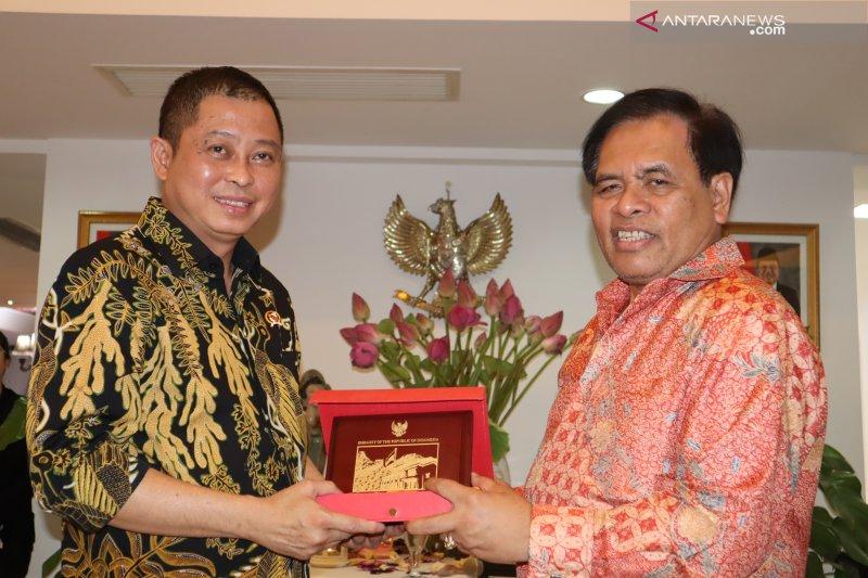 Indonesia-China menggelar forum energi internasional