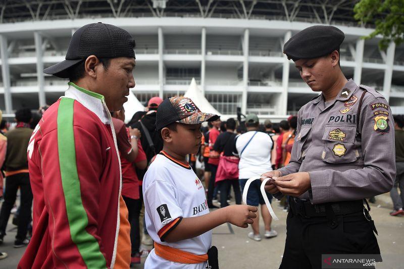 Izin kepolisian wajib jadi prioritas setelah Liga 1 dihentikan
