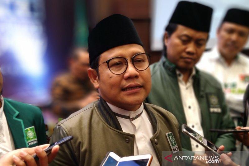 Cak Imin lebih tertarik jabat ketua MPR daripada menteri di kabinet Jokowi-Ma'ruf