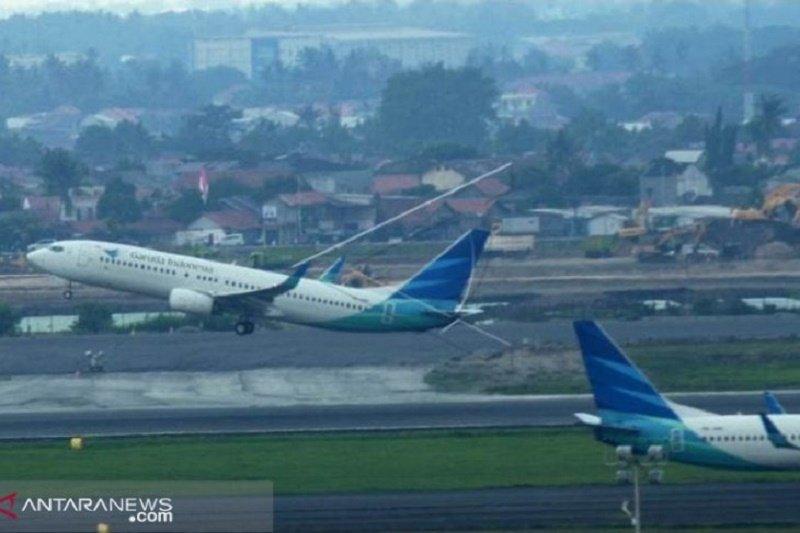 Garuda putuskan penumpang boleh mengambil gambar di dalam pesawat