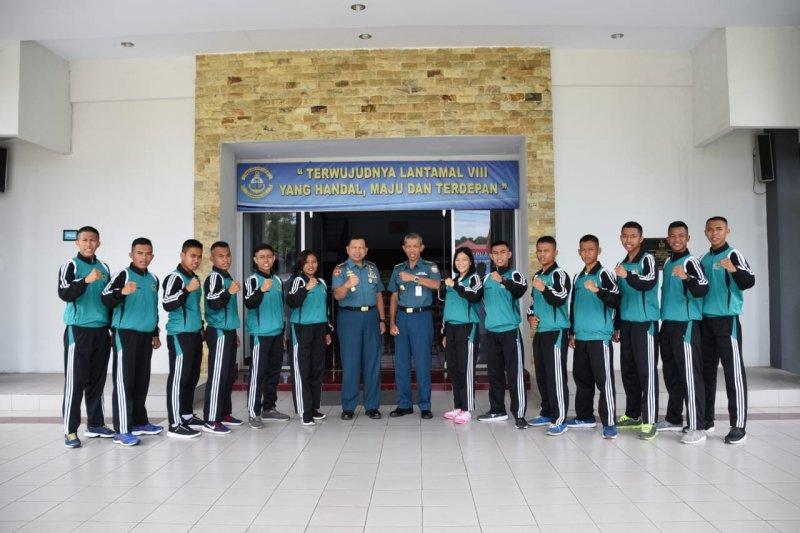 Belasan pemuda  Sulut ikuti seleksi prajurit TNI-AL tingkat pusat