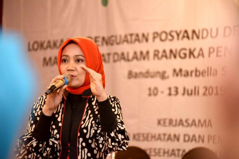 Atalia Kamil: stunting salah satu faktor rendahnya kualitas SDM