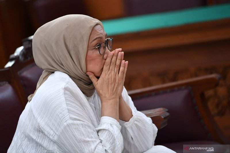 Divonis 2 tahun, Ratna Sarumpaet belum berniat banding