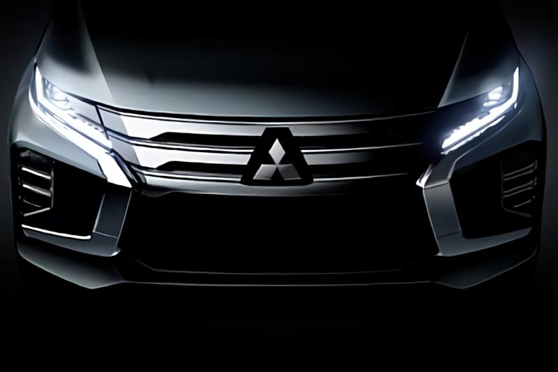 Wajah Baru Mitsubishi Pajero Sport Antara News Kalimantan Tengah Berita Terkini Kalimantan Tengah
