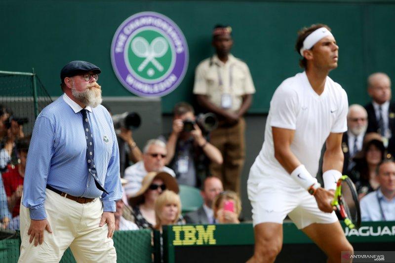 Roger Federer tantang Djokovic di final Wimbledon ke-12