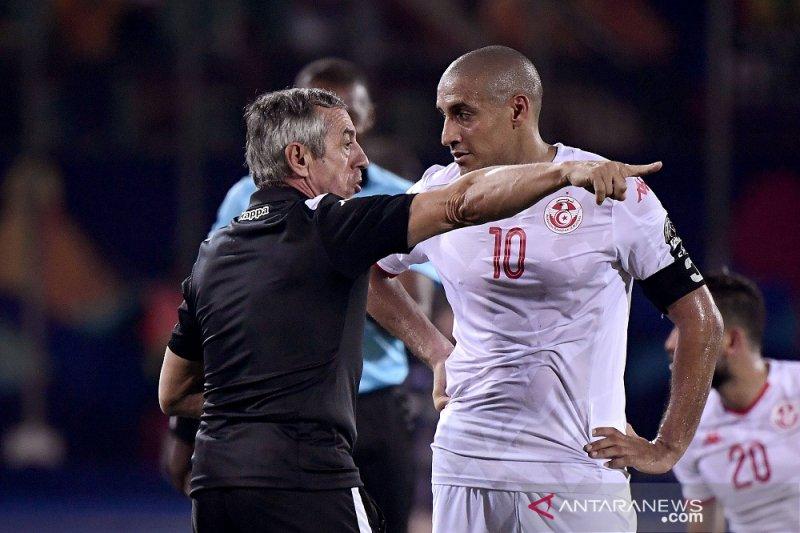 Pelatih Tunisia tak merasa mencuri tiket semifinal dari siapapun