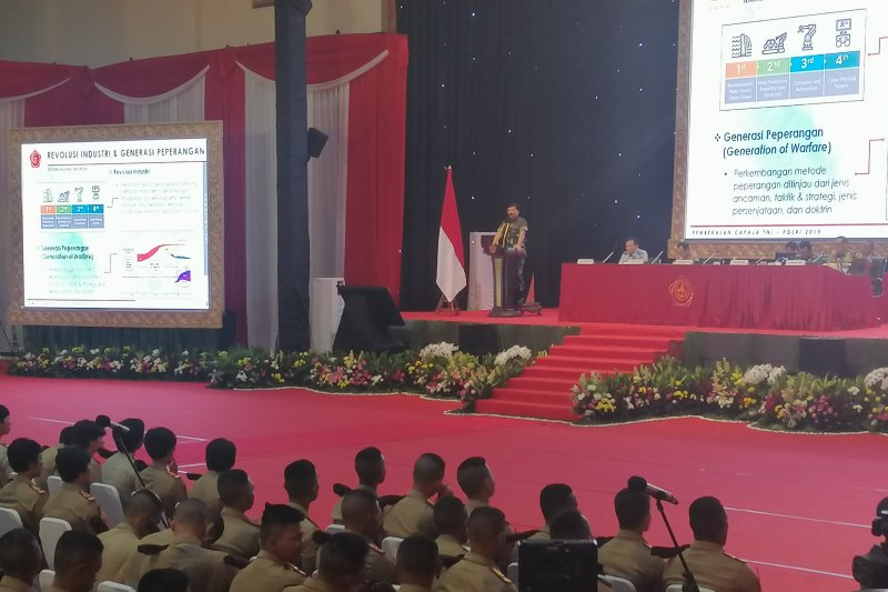 Panglima TNI: Capaja TNI-Polri jangan lakukan kekerasan