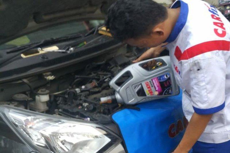 Carfix tawarkan ganti oli dan tune up Rp349 ribu