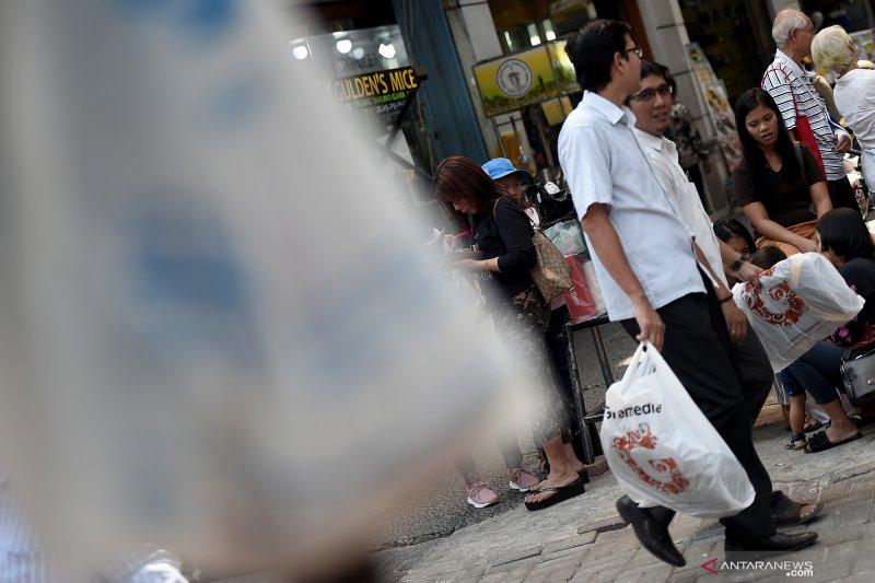 Pemerintah: Hanya kantong plastik atau kresek kena cukai
