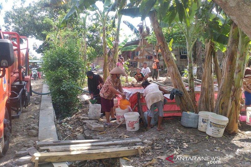 Bpbd Boyolali Salurkan Bantuan Air Bersih Kepada 8 Kecamatan