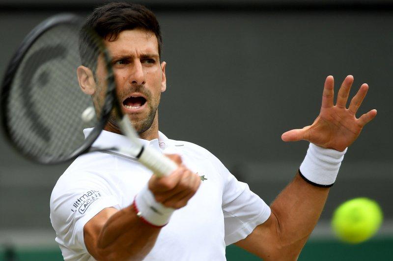 Djokovic menyanjing kemampuan Halep di Wimbledon