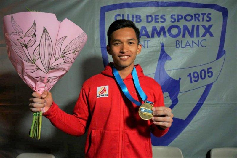 Alfian Fajri juara dunia di Prancis setelah kalahkan atlet China
