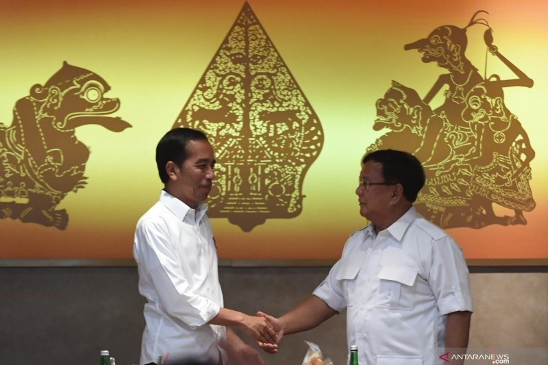 Jokowi mainkan falsafah Jawa hadapi rival terberat