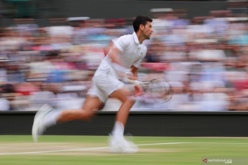 Djokovic ingin ungguli rekor Federer