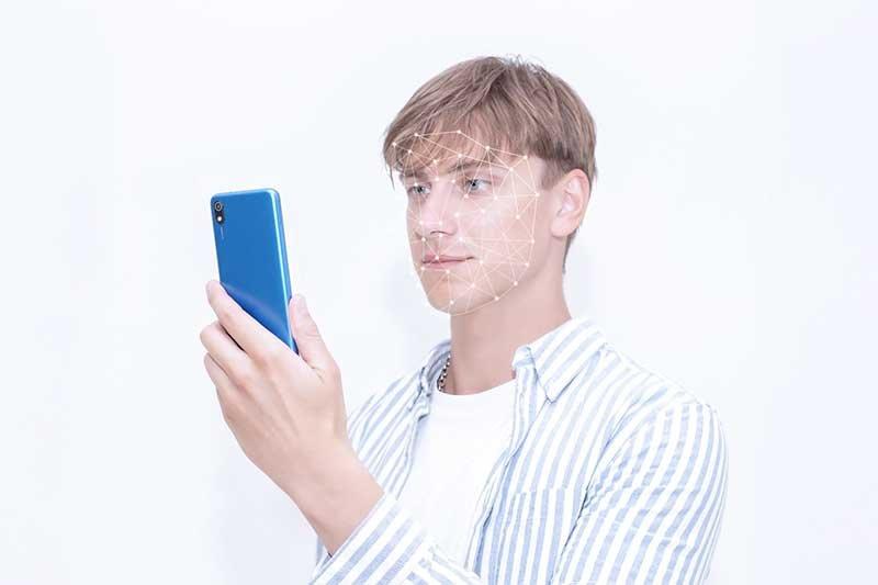 Cara kunci aplikasi dengan face unlock di hp Xiaomi