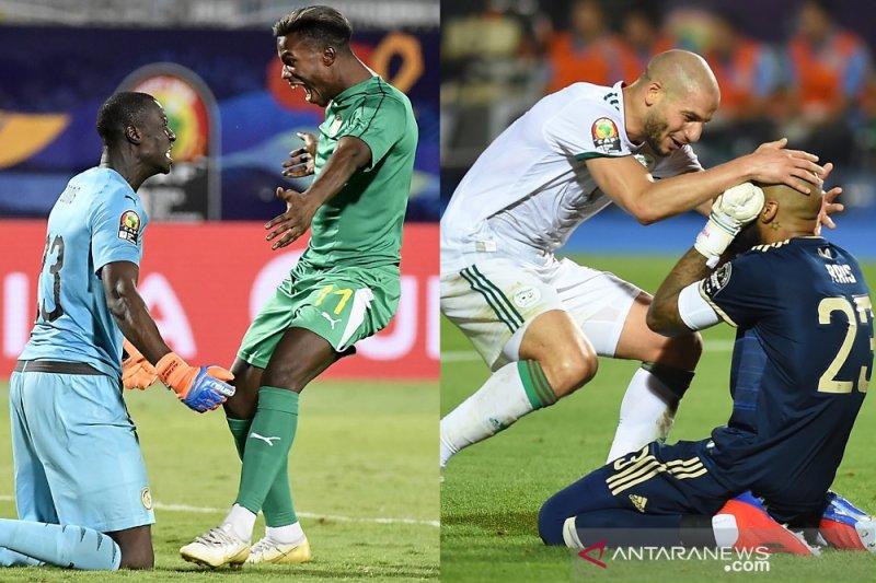 Kalahkan Nigeria, Aljazair capai partai final bertemu Senegal
