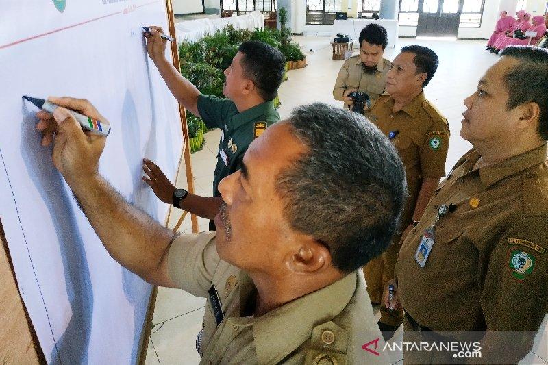 Kotim prioritas nasional penanganan stunting, 10 desa ini jadi sasaran