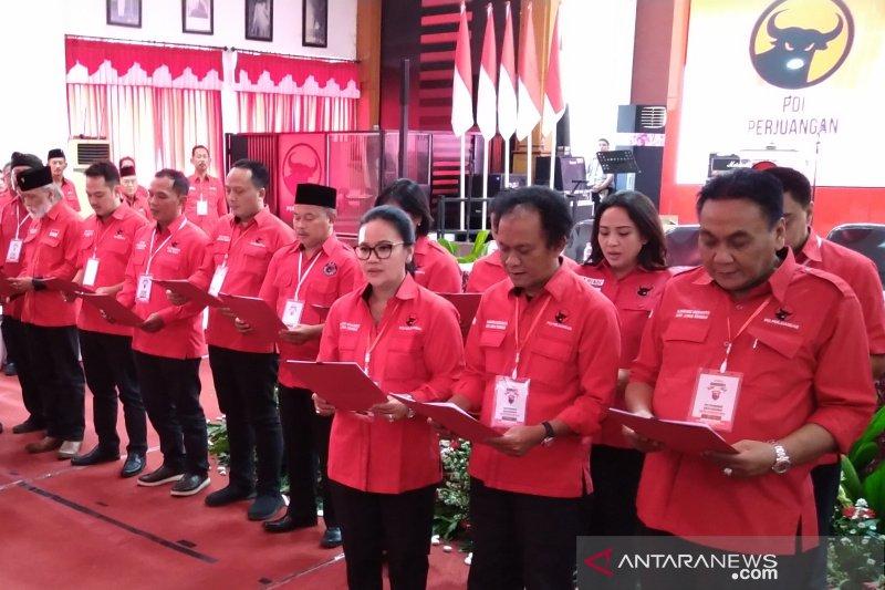 Bambang Pacul kembali pimpin PDI Perjuangan Jawa Tengah
