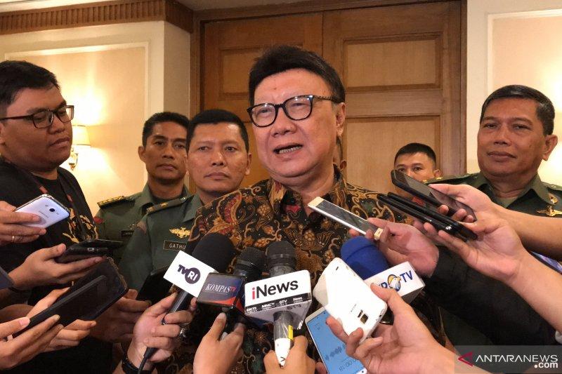 Mendagri: Perekaman KTP elektronik hampir 99 persen diseluruh Indonesia