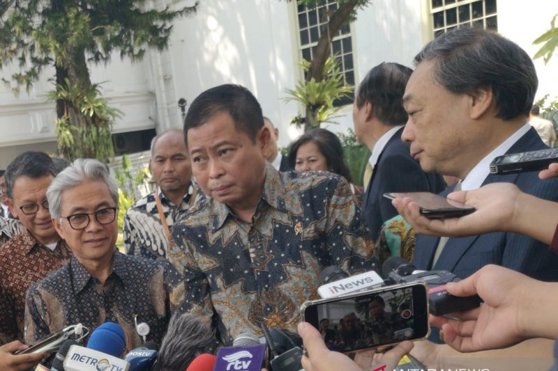 Presiden Jokowi  gembira persetujuan pengembangan Blok Masela tercapai
