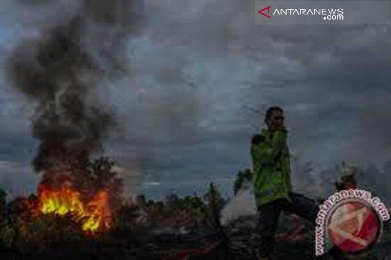 Manggala Agni ingatkan masyarakat tidak  buka lahan dengan cara dibakar