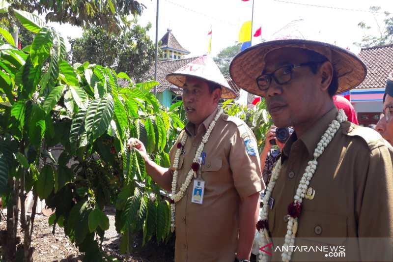 Desa Giyono Temanggung wakili Jateng lomba di tingkat nasional