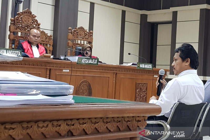 Pejabat MA kenalkan Bupati Jepara kepada Ketua PN Semarang