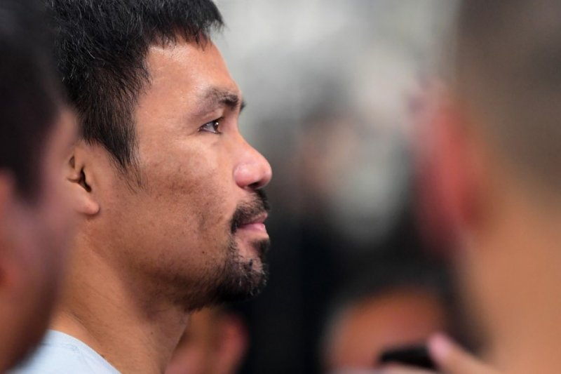 Manny Pacquiao bantah akan tarung di Arab Saudi