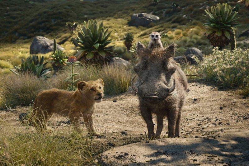 """""""The Lion King"""", kisah kejayaan Raja Rimba"""