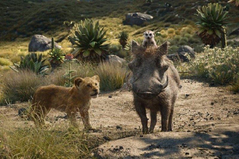 "Film ""The Lion King"", nuansa nyata dalam kisah Raja Rimba merebut kejayaan"