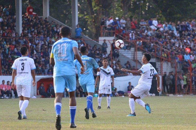 Persiku Kudus menang tipis lawan BR USM Semarang